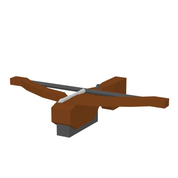 crossbow prototyping 3D model