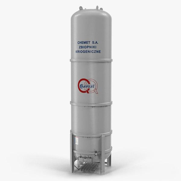 3D cng lng fuel storage