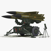 mim-23 hawk dark green 3D