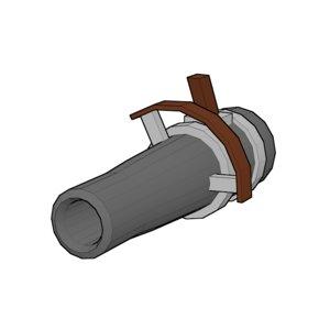 cannon portable 3D