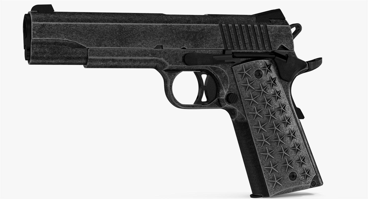 gun sig sauer 1911t model