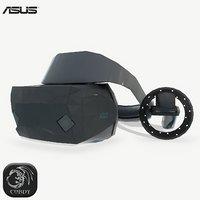 3D ready headset