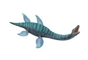 3D plesiosauria plesiosaurs