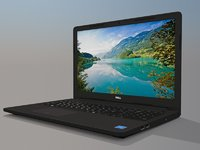 notebook dell inspiron 3D