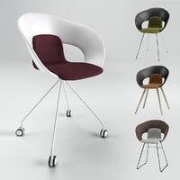 chair armchairs deli model