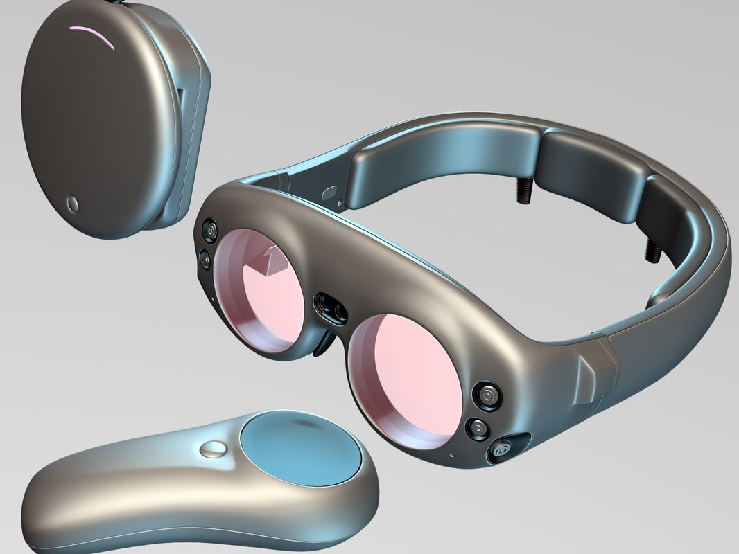magic leap model