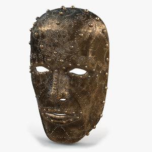 3D metal mask v1