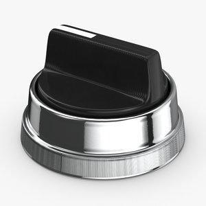 knob model