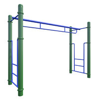 children playground monkey bars model