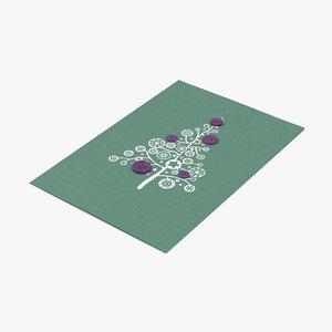christmas-cards---v4-closed 3D model