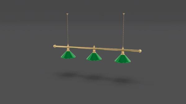 de mesa de billar Lámpara mesa de billar de Lámpara de mesa Lámpara de hQrtds