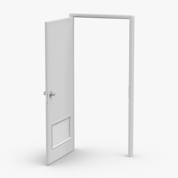 3D commercial-doors---door-4-open