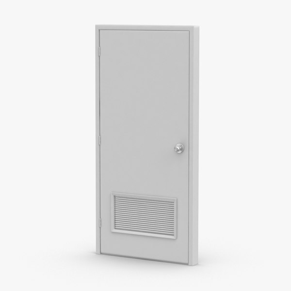 3D commercial-doors---door-4-closed
