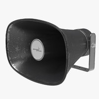 Horn Speaker Megaphone V2(Dirt version)