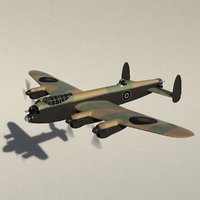 Simple Avro Lancaster