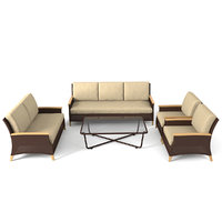 madeira doble seater 3D
