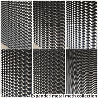 Expanded Metal Mesh Collection