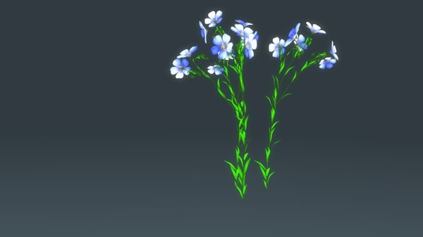 flax crop model