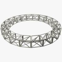 building frame model