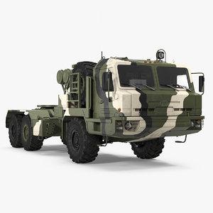 military truck baz 64022 model