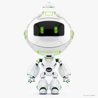 3D unit robot