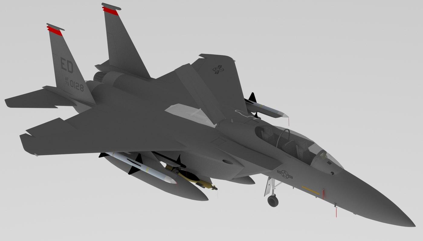 strike eagle model