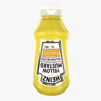 mustard 3D