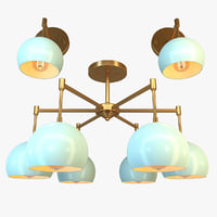 interior lighting lamps model