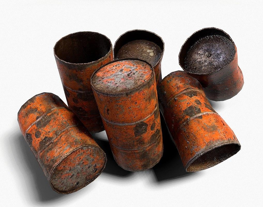 3D barrels 04