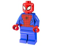 3D lego spiderman
