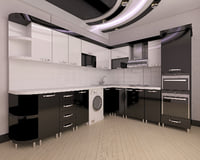 Kitchen_Modern_Black_Elmeddin