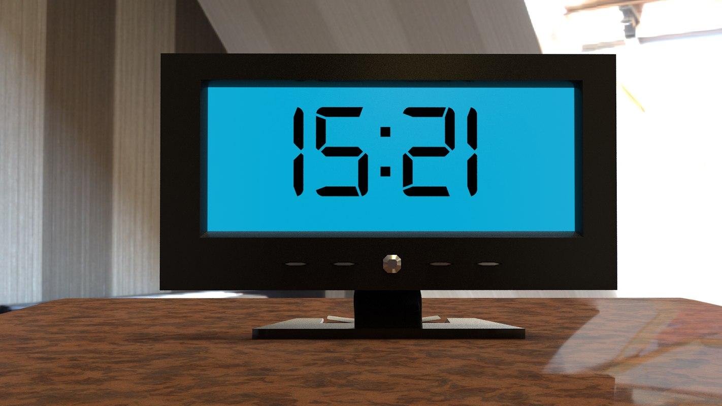 alarm 3D
