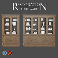 3D restoration hardware st james model