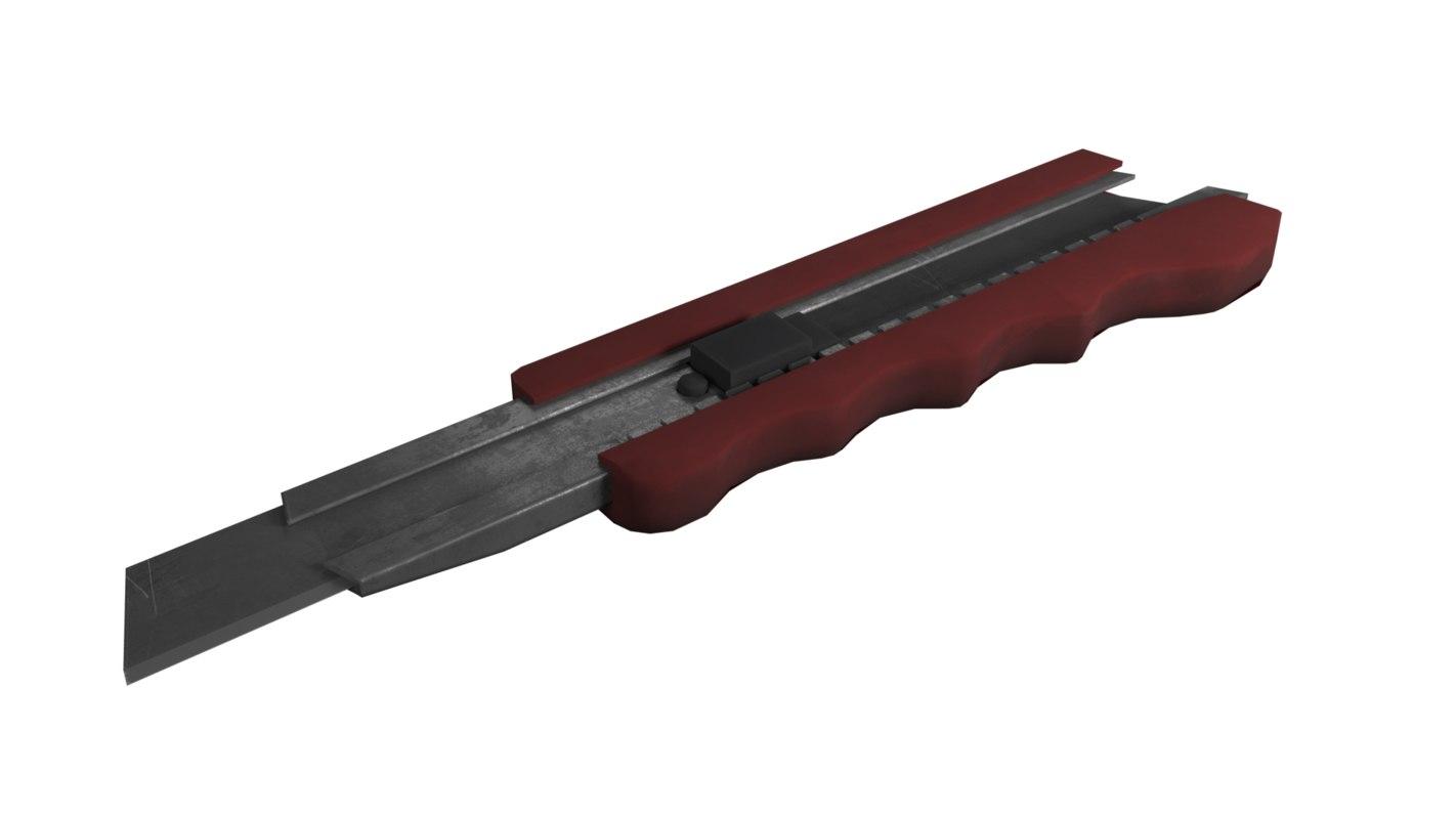 3D cutter tool
