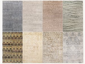 3D mafi international rugs