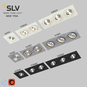 3D slv new tria model