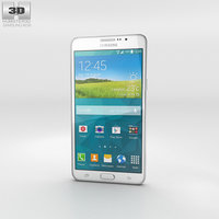 3D model samsung mega galaxy