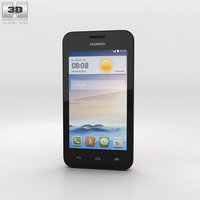 huawei ascend y330 3D model