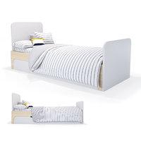 children s bed 3D model