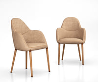 selene small armchair giorgetti 3D model