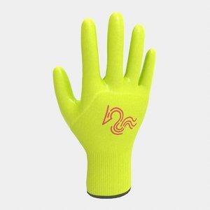 ready color gloves 3D model