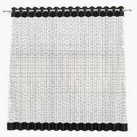 curtain mesh model