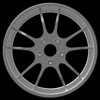 Car rim 1