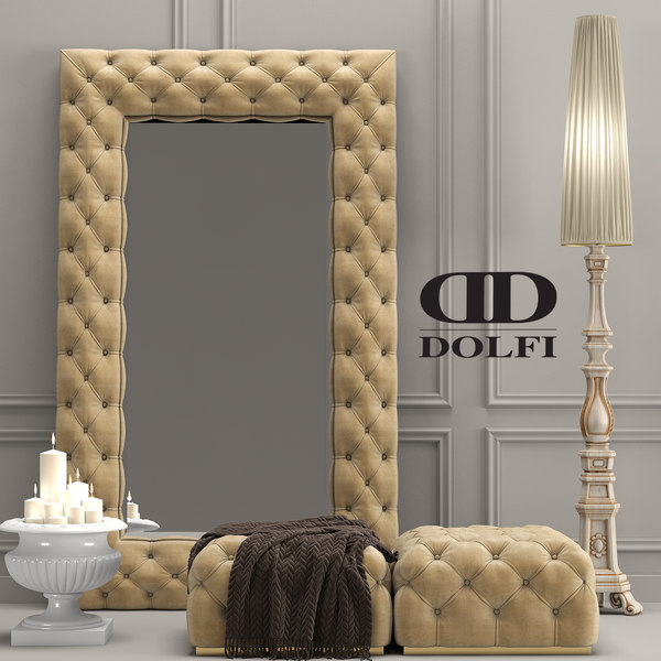 dolfi mirror 3D