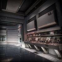Sci Fi Interior Asset Pack 1