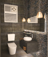 bathroom interior 3D