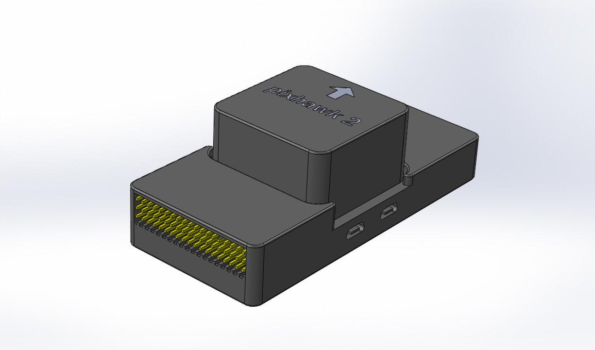 3D pixhawk 2