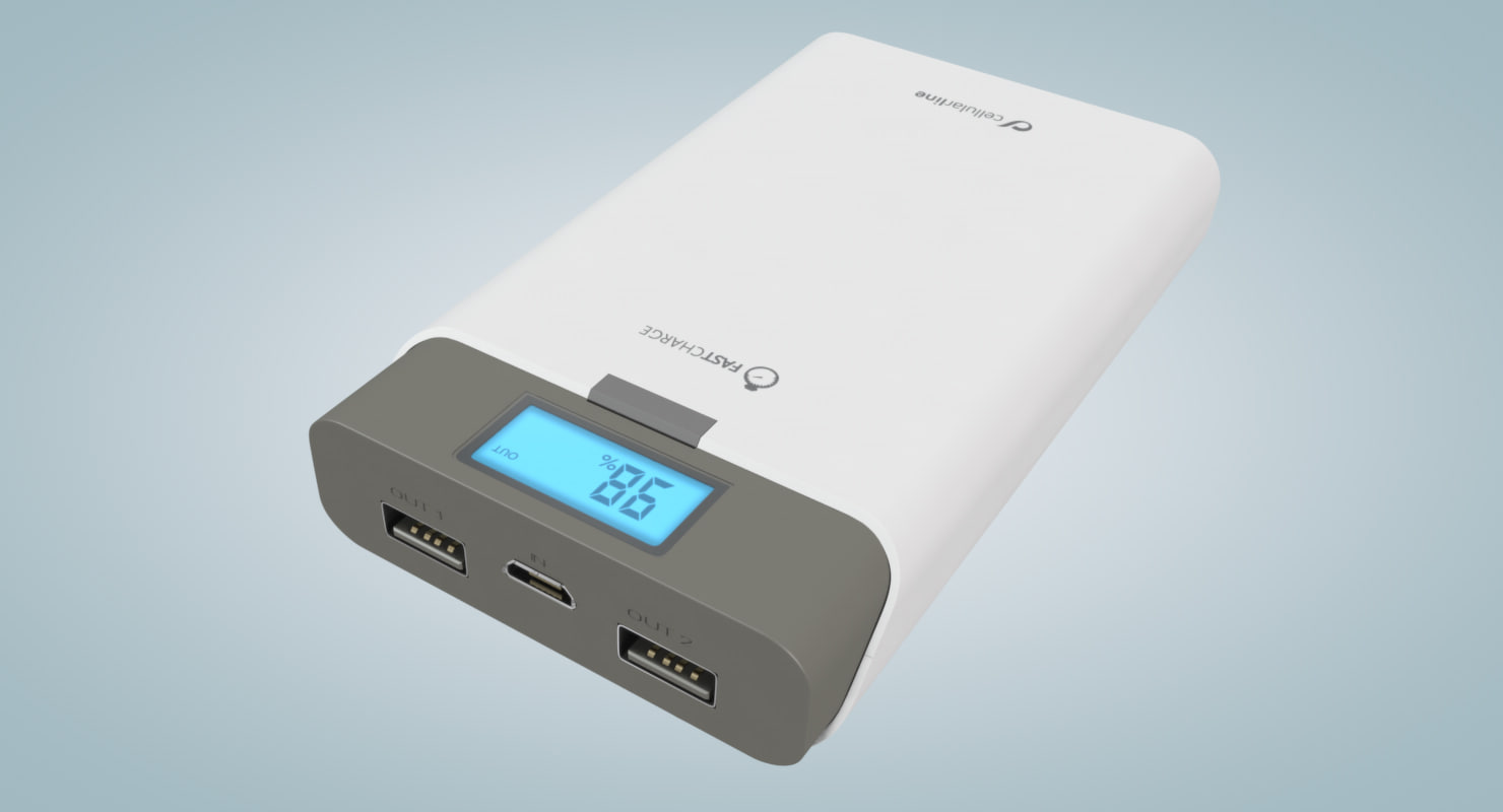 power bank freepower cellularline model
