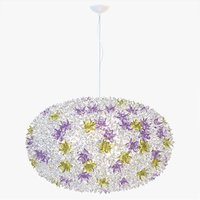 bloom pendant light kartell 3D model