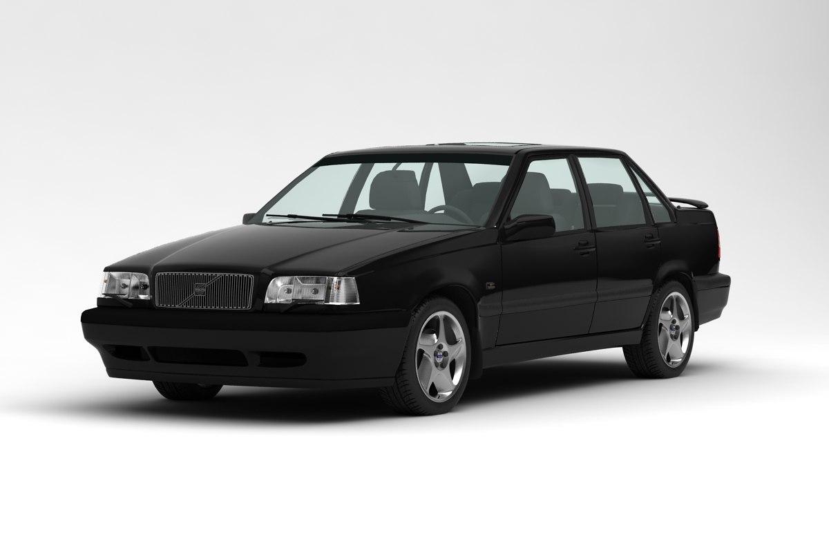 3D 850 sedan